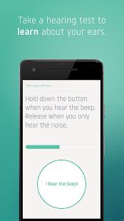 Download Mimi Hearing Test For PC Windows and Mac apk screenshot 2