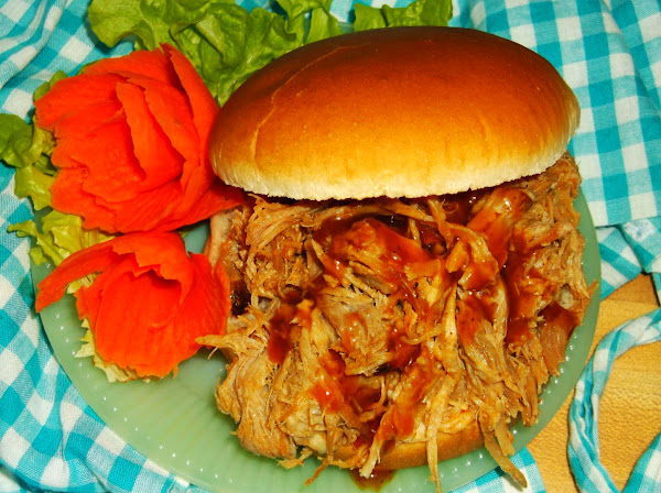 Easy Pulled Pork Barbecue Recipe