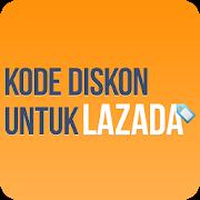 Kode diskon untuk Lazada