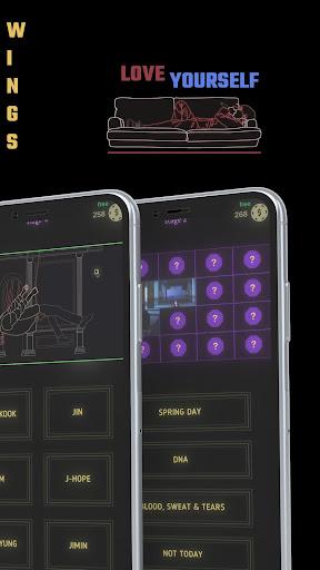 ARMY Quest: BTS ERAs android2mod screenshots 3