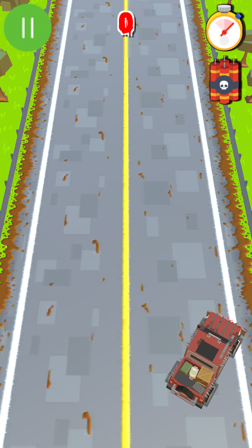 Zombie Drive - Endless Kills- screenshot