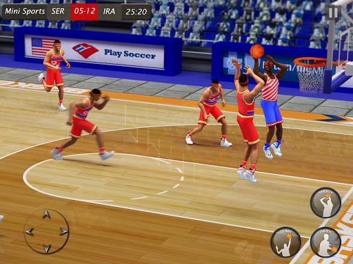 Basketball strikes 2019: Play Slam Basketball Dunk 1.0.3 screenshots 11