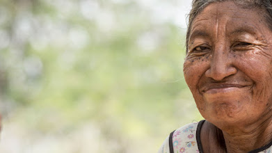 Photo: La mirada de la experiencia - comunidad de Caiciporchi - Uribia