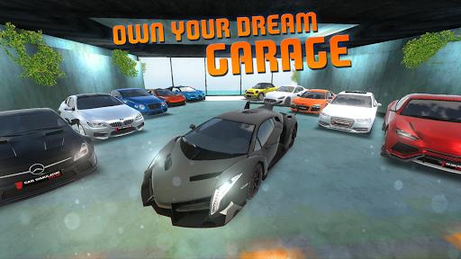 Extreme Car Driving Simulator 2020: The cars game 0.0.6 screenshots 8