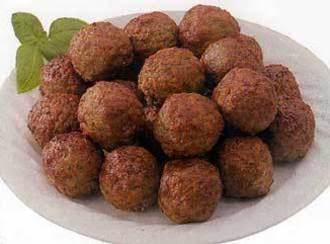 First Ladies / Crunchy Oriental Meatballs Recipe