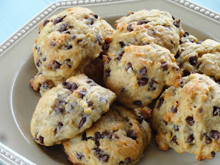 Banana Bread Chocolate Chip Cookies Recipe