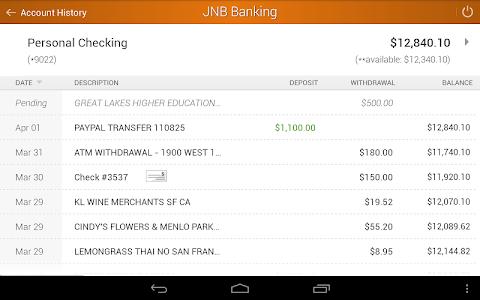 Jacksboro National Bank Mobile screenshot 6
