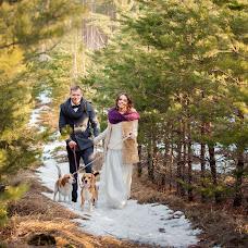 Wedding photographer Aleksandra Pastushenko (Aleksa24). Photo of 11.02.2018
