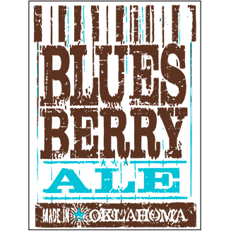 Logo of Bricktown Bluesberry Ale