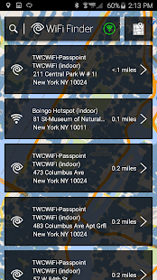 TWC WiFi Finder- screenshot thumbnail