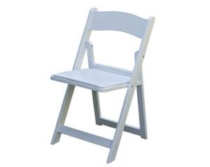 Folding Chair (White)