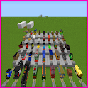 Train of Mine Block Craft icon