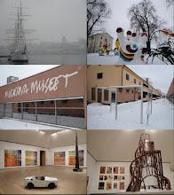 Photo: Skeppsholmen, museumeiland met o.a. Moderna Museet