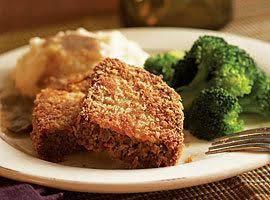 Fried Meatloaf