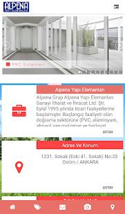 Alpena Yapı Elemanları - náhled
