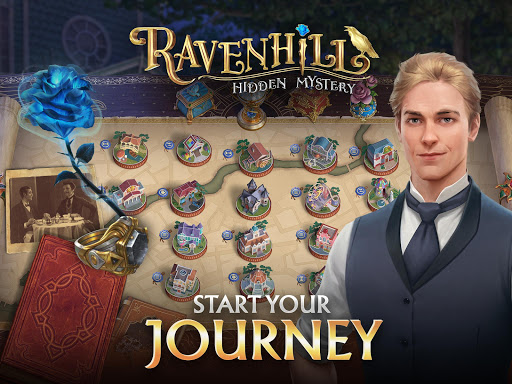 Ravenhillu00ae: Hidden Mystery 2.0.1 screenshots 11