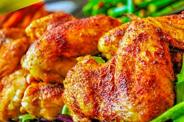 Party Essentials: Tangy, Slow-cooker-to-oven Wings Recipe