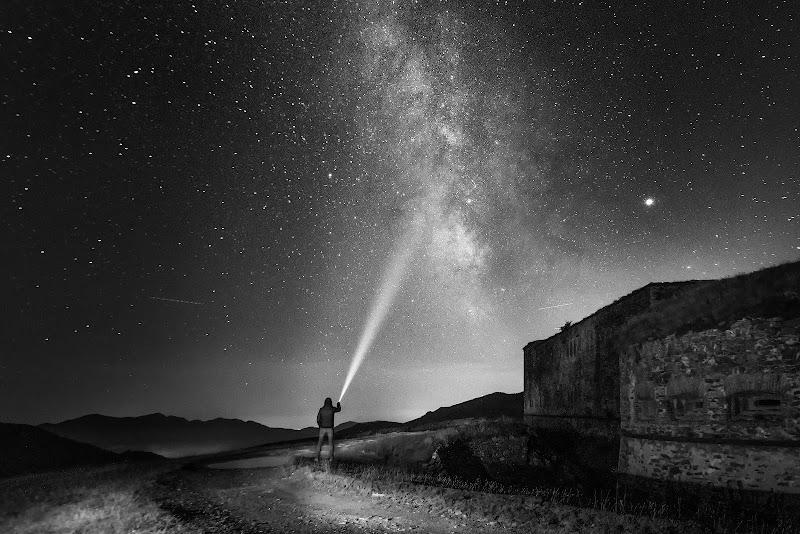 Explosion of light di Giancarlo Lava
