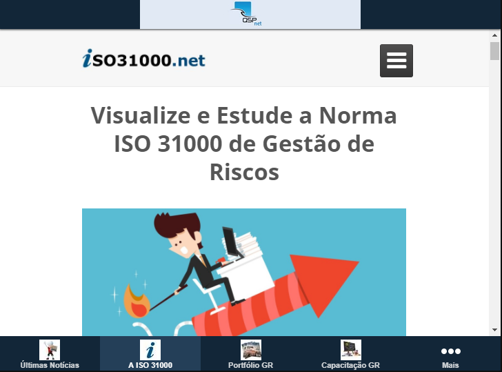ISO31000.net- screenshot