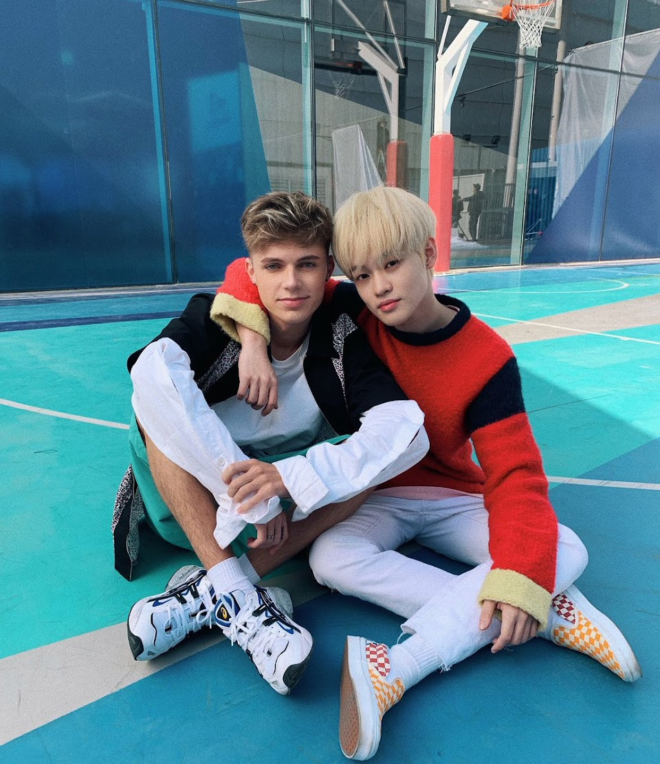 hrvy chenle nct dream