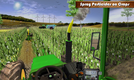 Farming Tractor Simulator 2016 1.1.2 screenshot 721804