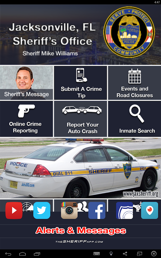 Jax Sheriff (FL)- screenshot