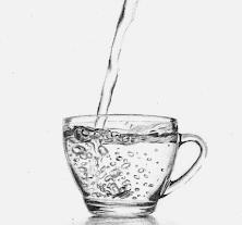 como adelgazar en una semana es más fácil con agua