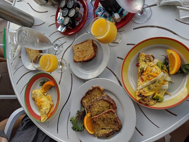 All GF breakfast!