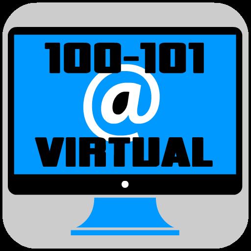100-101 ICND1 Virtual Exam 教育 App LOGO-APP試玩