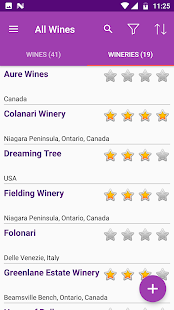 Wine Notebook - Notes, Ratings, Cellar Inventory - náhled