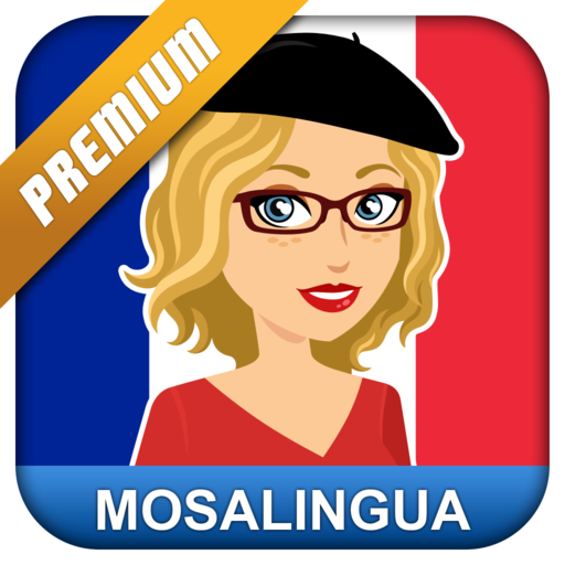 Learn French with MosaLingua Programos Android