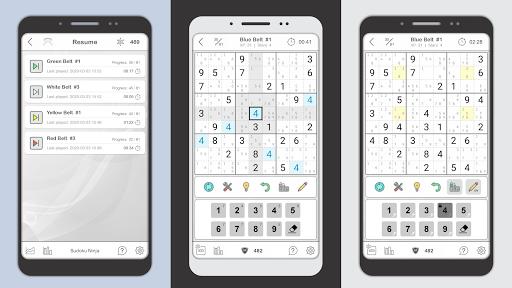Sudoku Ninja u2013 For Sudoku Grandmasters 3.4.64 screenshots 15