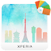 XPERIA™ Cityscape Tokyo Theme Icon