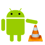 Android2Vlc Icon