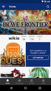 FANDOM for: Brave Frontier - náhled