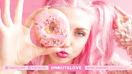 DonutsLove - Twitch Overlay item