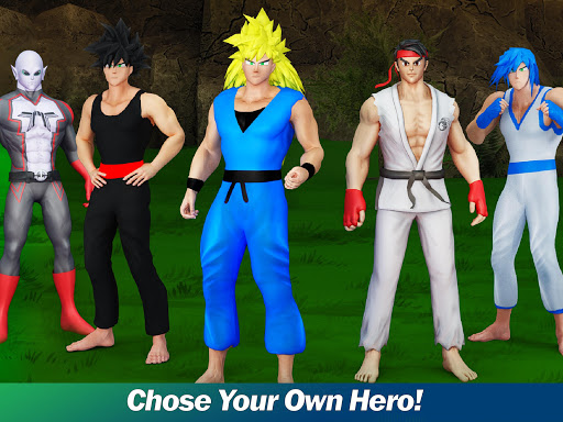 Karate king Fighting 2020: Super Kung Fu Fight 1.3.5 screenshots 17