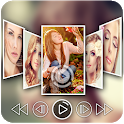 photo to video converter with song icon