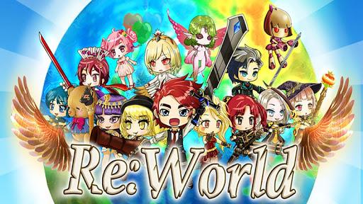 REWORLD : Idle RPG android2mod screenshots 8