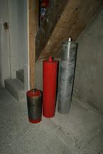 Photo: Bohrwerkzeug, nichts für Heimwerker