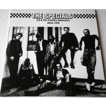 LP - The Specials - A.K.A. The Coventry Automatics Demo 1978