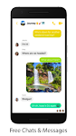 screenshot of Messenger : Messages, text and video chat free