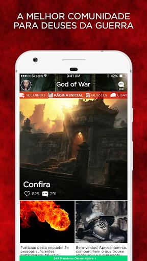 Olimpo Amino para God of War em Portuguu00eas 2.2.27032 screenshots 1