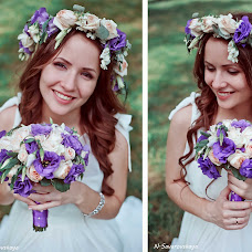 Wedding photographer Nastya Savarovskaya (elly77710211). Photo of 10.06.2014