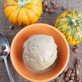 Pumpkin Coffee Ice Cream