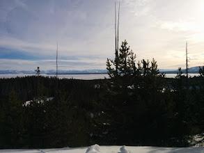 Photo: Yellowstone Lake