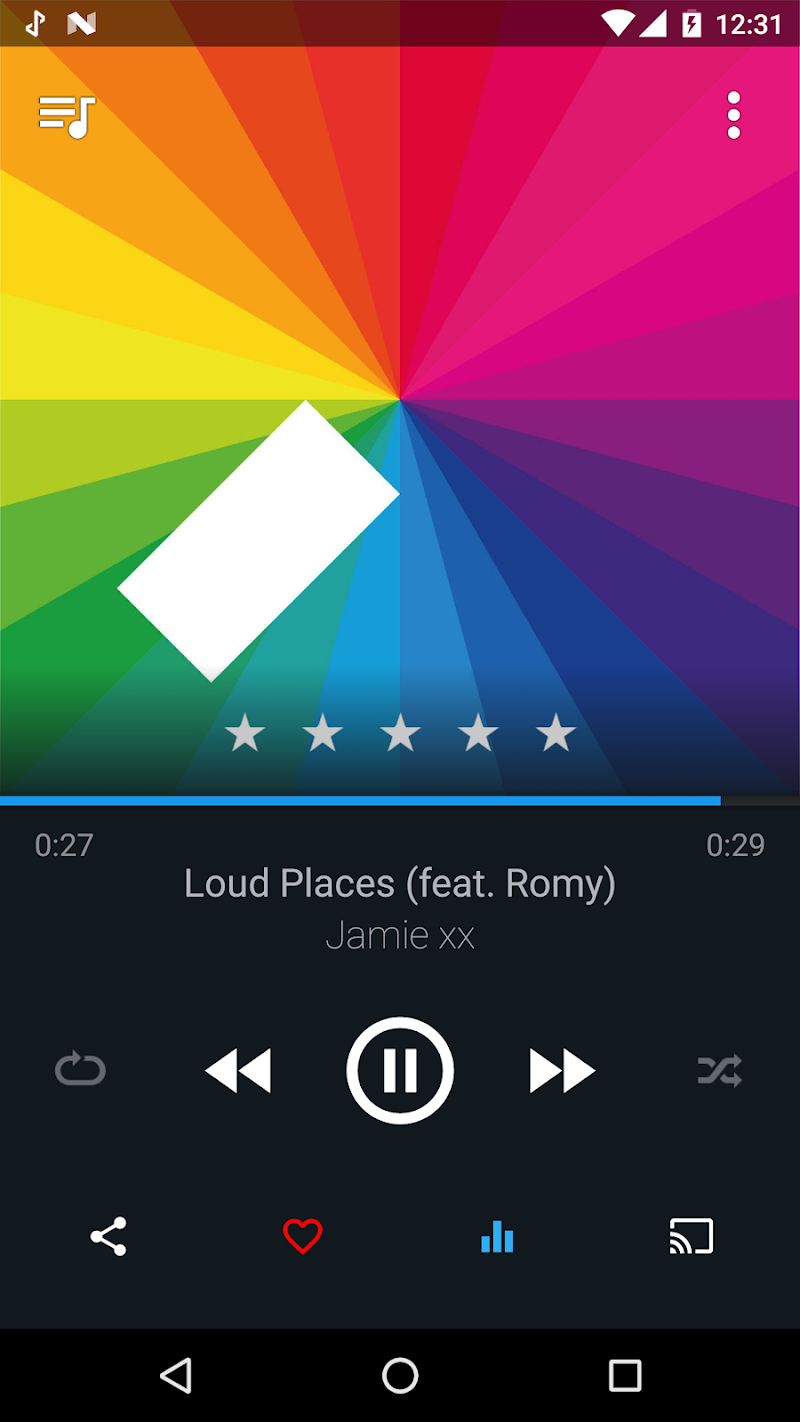 doubleTwist Music & Podcast Player with Sync Screenshot 2