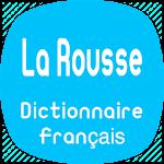 Dictionnaire français Larousse sans internet MaterialLarousseFrancais