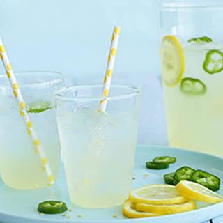 Spiked Jalapeño Lemonade.