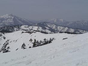 Photo: 燧ヶ岳と右に至仏山